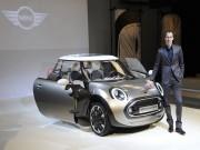 Tin tức ô tô - Giám đốc thiết kế của MINI rời BMW Group