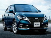 Tin tức ô tô - Toyota tung bộ đôi Allion và Premio mới đẹp như Camry