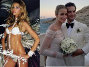 Thời trang - Tiệc cưới mơ ước của thiên thần nội y và đại gia Ai Cập