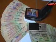 """Video An ninh - Giả công an huyện lừa đảo """"bảo kê"""" thuốc lá lậu"""