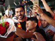 """Bóng đá - Tin HOT tối 12/7: Sao Italia """"gây sốt"""" ở Trung Quốc"""