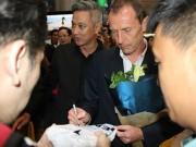 Bóng đá - Huyền thoại Real Madrid tới Việt Nam mang theo thông điệp bất ngờ