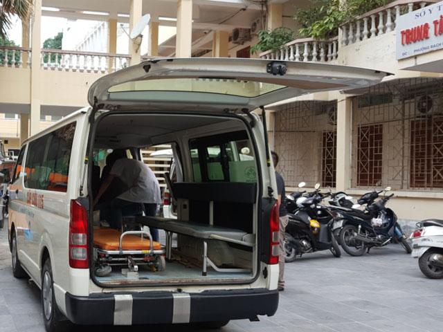 Nhân viên Trung tâm 115 từ chối cấp cứu nạn nhân TNGT