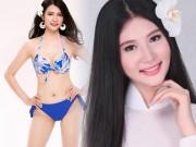 Cô gái Kiên Giang có số đo nổi bật nhất nhì Hoa hậu VN 2016