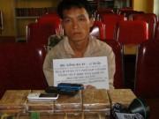 An ninh Xã hội - Buôn ma túy xuyên quốc gia, 1 người nước ngoài lãnh án tử