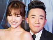Phim - Trấn Thành bất ngờ cầu hôn Hari Won ở bar