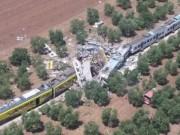 Thế giới - Tàu hỏa đâm nhau trực diện ở Italia, 23 người thiệt mạng