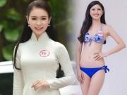 Thời trang - Nữ sinh học siêu giỏi, vòng eo 56 đi thi Hoa hậu VN