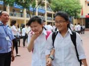 Giáo dục - du học - Đã có trường hoàn thành chấm thi THPT Quốc gia 2016
