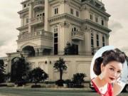 Ngôi sao điện ảnh - Choáng với biệt thự như lâu đài của Lý Nhã Kỳ