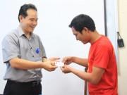 Sức khỏe đời sống - Chàng trai đi bộ xuyên Việt, hiến tạng cứu người