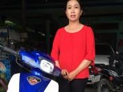 An ninh Xã hội - Công an giữ xe 70 ngày để điều tra một vết hàn