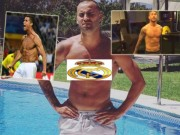 Bóng đá - Dàn SAO Real thi nhau khoe bụng 6 múi như Ronaldo