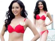 Thời trang - Ảnh bikini nóng bỏng của dàn thí sinh HH Bản sắc Việt