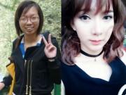 Nữ sinh xấu xí hóa hot girl sau 3 tháng