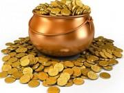 """Tài chính - Bất động sản - Giá vàng hôm nay (14/7): Tăng vọt sau 5 phiên """"rớt thảm"""""""