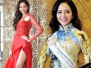 Thời trang - Chân dài cao 1m78 vượt trội ở Hoa hậu Bản sắc Việt
