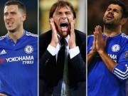 Bóng đá - Conte ở Chelsea: Kích thích Hazard, thuần hóa Costa
