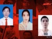 Video An ninh - Lệnh truy nã tội phạm ngày 14.7.2016