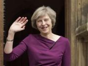 """Vừa nhậm chức, nữ Thủ tướng Anh bổ nhiệm  """" trùm """"  Brexit"""