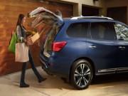 Tư vấn - Nissan Pathfinder 2017 mạnh hơn, tiện lợi hơn