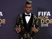 """Bóng đá - Paul Pogba: """"Ronaldo xứng đáng giành Quả bóng vàng"""""""