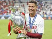 Vô địch Euro 2016, Ronaldo  vàng 9999  hay kim cương đỏ?