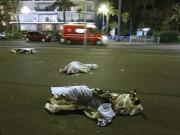 Nhân chứng khủng bố ở Pháp: Chạy qua những xác người