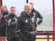 Bóng đá - Đừng mơ MU chơi tấn công dưới thời Mourinho