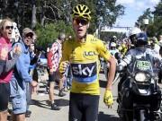 Thể thao - Đua xe đạp Tour de France: VĐV ngã xe, chạy bộ về đích