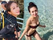 Bạn trẻ - Cuộc sống - Nữ thợ lặn xinh nhất quả đất khiến dân mạng điên đảo