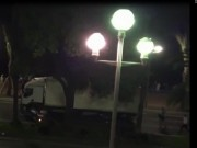 Thế giới - Video: Cảnh sát Pháp bất lực ngăn xe tải cán đám đông