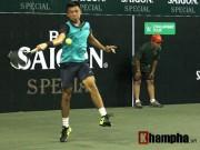 Thể thao - Hoàng Nam chấn thương, VN gặp khó trước Thái Lan ở Davis Cup