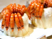 Sức khỏe đời sống - 119 thực khách bị ngộ độc do món tôm hấp dừa