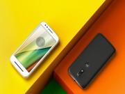 Dế sắp ra lò - Motorola Moto E3 trình làng, màn hình 5 inch