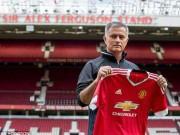 Bóng đá - MU đá trận đầu thời Mourinho: Khai thiên lập địa