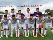 Bóng đá - U16 Việt Nam - U16 Philippines: Rượt đuổi hấp dẫn