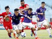 Bóng đá - Sôi động V-League 16/7: HAGL bất ngờ hạ HN T&T