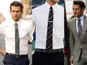Thời trang - Quý ông thêm bảnh bao nhờ biết thắt cà vạt chuẩn