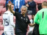"""Bóng đá - Ra mắt mỹ mãn, Mourinho khen MU """"đặc biệt"""" như mình"""