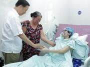 """Tin tức trong ngày - Bộ trưởng CA động viên nữ chiến sĩ """"từ chối trị ung thư để cứu con"""""""