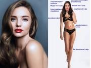 Làm đẹp - Lộ diện cô gái xinh đẹp, được ngưỡng mộ nhất thế giới