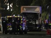 Pháp bắt 7 người nghi liên quan vụ khủng bố bằng xe tải