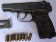 An ninh Xã hội - Thu giữ 3 khẩu súng của trung tá Campuchia bắn chết chủ tiệm vàng