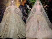 Thời trang - Lý giải giá tiền siêu tưởng của các váy cưới đắt giật mình