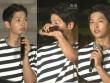 Song Joong Ki khóc nức nở trước fan Châu Á