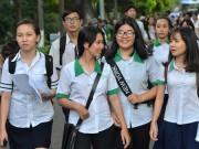 Giáo dục - du học - Phổ điểm thi THPT quốc gia không thấp