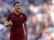 Bóng đá - Tuổi 39, Totti kiến tạo siêu đẳng như Pirlo