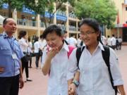 Giáo dục - du học - Phải công khai điểm thi THPT Quốc gia