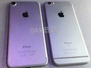 Thời trang Hi-tech - Ảnh thực tế iPhone 7 đọ dáng bên iPhone 6s